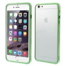 Custodia per iPhone 6s Plus, 6 Plus 5.5 trasp/green