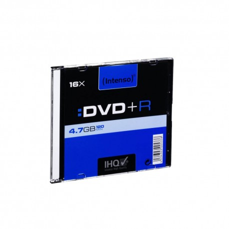 DVD-R 4,7Gb Slim Intenso (10pz)