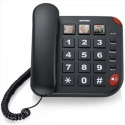 Telefono Brondi Bravo 15 black
