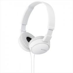 Cuffia Sony MDRZX110W white