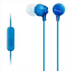 Cuffia Sony MDREX15APL blu