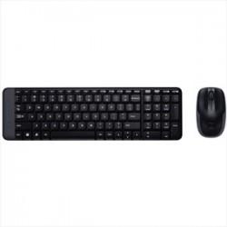 Tastiera + Mouse Logitech MK220