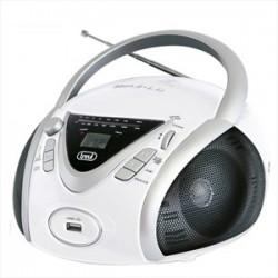 Radio-CD Trevi CMP542 white