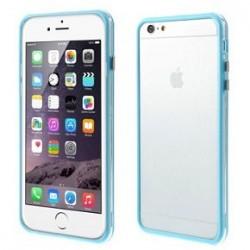 Custodia per iPhone 6s Plus, 6 Plus 5.5 trasp/blue