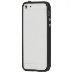 Custodia per iPhone 5, 5S, Black