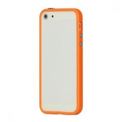 Custodia per iPhone 5, 5S, Orange