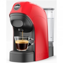 Macchina Caffe' Lavazza Tiny Red