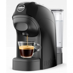Macchina Caffe' Lavazza Tiny black