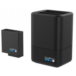 GoPro Caricabatterie Doppio + Batteria