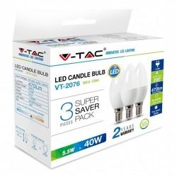 Lampada LED V-Tac PRO VT2076 (conf. 3pz)