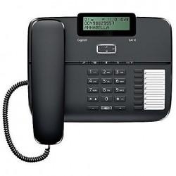 Telefono Siemens DA710 black