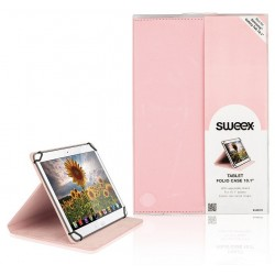 "Custodia Sweex universale per tablet 10.1"" rosa"