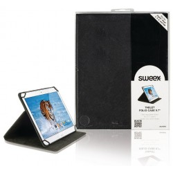 "Custodia Sweex universale per tablet 9.7"" nero"