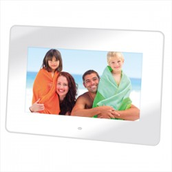 Cornice digitale Trevi DPL2210 white