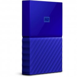 Hard disk Western Digital My Passport 1Tb blu