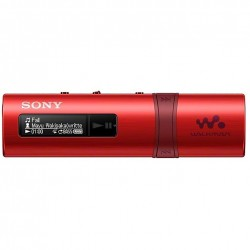 Lettore MP3 Sony NWZB183 red
