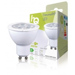 Lampada LED HQ 5W GU10 220V 2700K dimmerabile