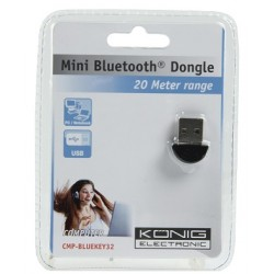 Adattatore Mini bluetooth CMPBLUEKEY32