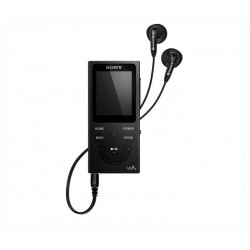 Lettore MP3 Sony NWE393L black