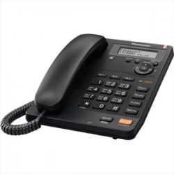 Telefono con segreteria Panasonic KXTS620EXB